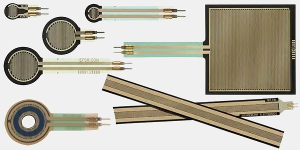Force Sensing Resistor Family