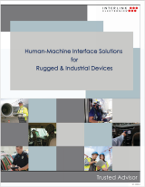 HMI Solutions for Rugged & Industrial Devices