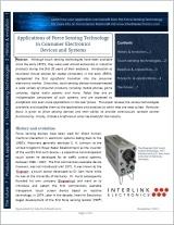 FSR in Consumer Electronics