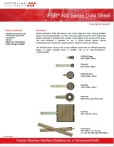 FSR 400 Series data sheet