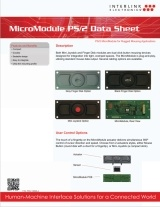 MicroModule PS/2 data sheet