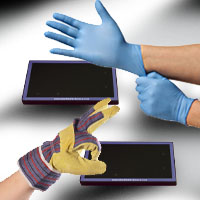 Operational Versatility Example with Gloves