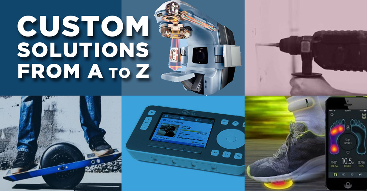 Interlink Electronics Customization Capabilities From A to Z