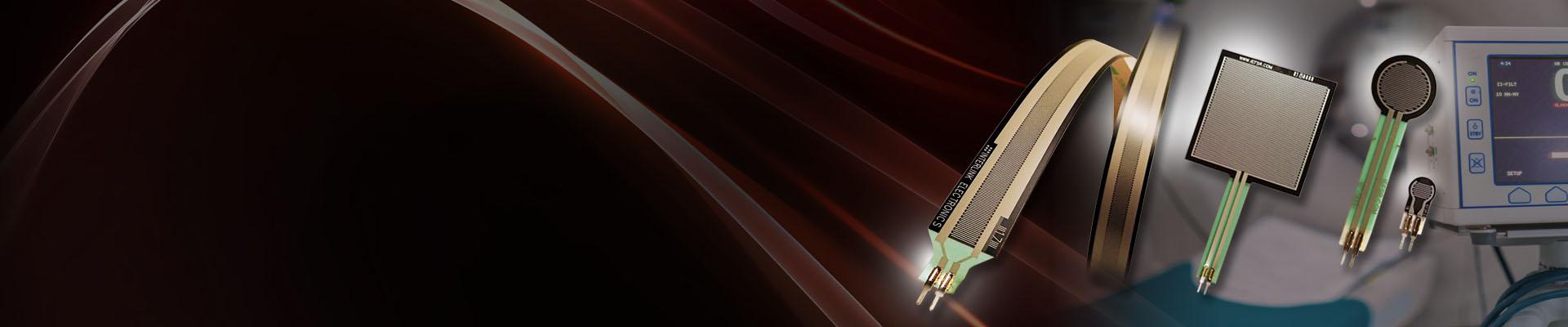 FSR X™ & FSR UX™ Next-Generation Force Sensing Resistors