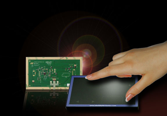 VersaPad Plus™ - From the Leader in Rugged Touchpad Technology